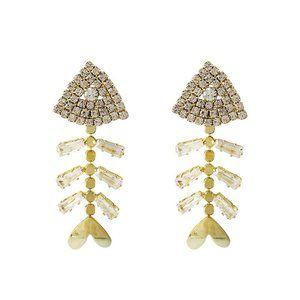 Pierced  Earrings Fashion Jewellery
